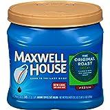 Maxwell House Original Blend Decaf Ground Coffee, Medium Roast, 29.3 Ounce Canister