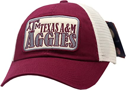 buy popular 2fe47 97408 Image Unavailable. Image not available for. Color  Texas A M Aggies  Snapback Hat ...