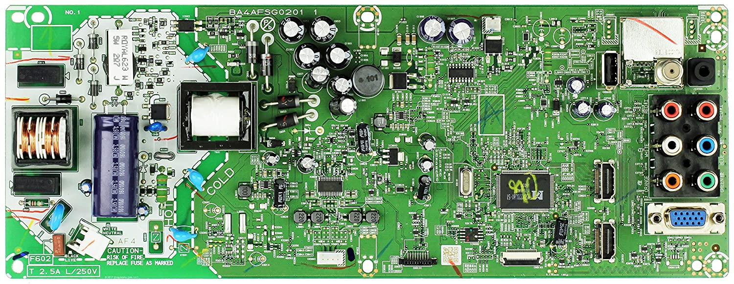 Amazon com: Sanyo A6AF4MMA-001 Main Board/Power Supply for