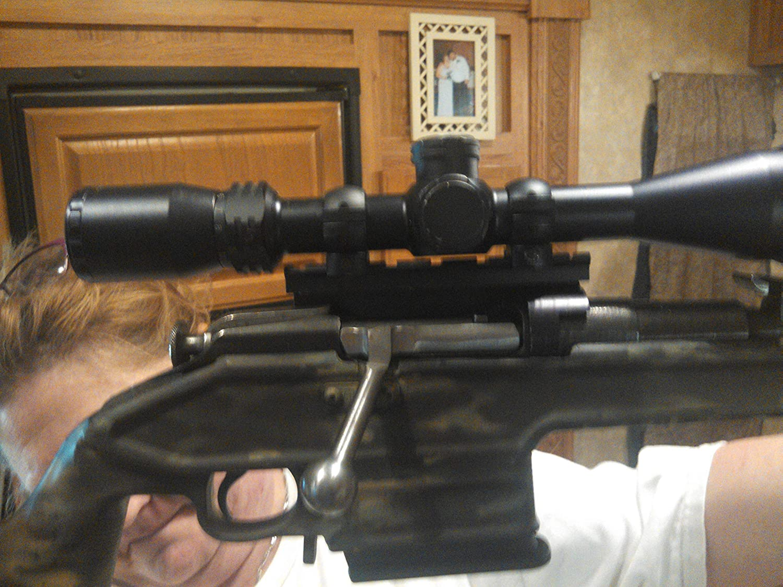 Bear Claw Gunworks, LLC Mosin Nagant Scope Mount New SM-1 More to Come