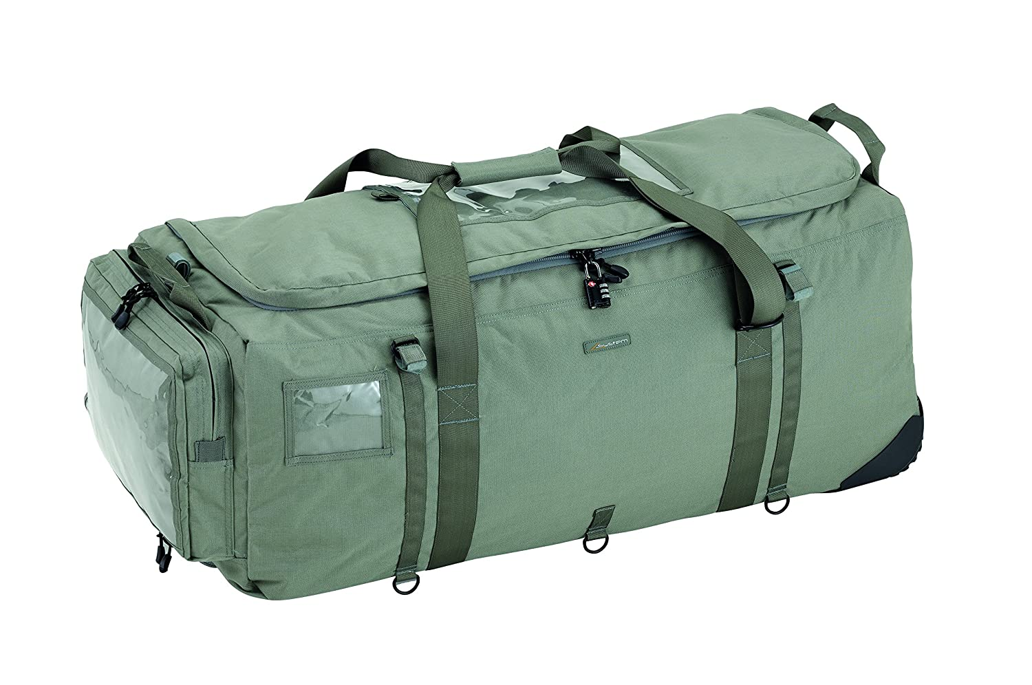 DEFCON 5 Expeditionary Trolley Travel Bag Reisetrolley