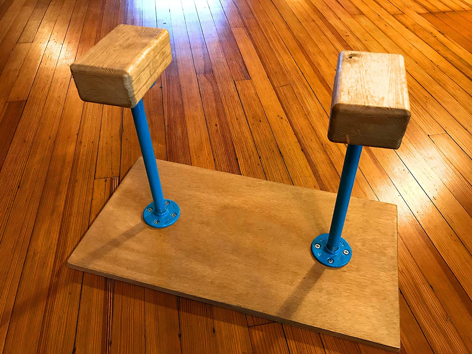 Handstand Canes (Exposed Brackets) by Inversion Concepts