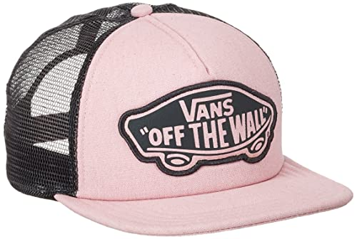 Vans Beach Trucker Hat, Berretto da Baseball Donna, Rosso