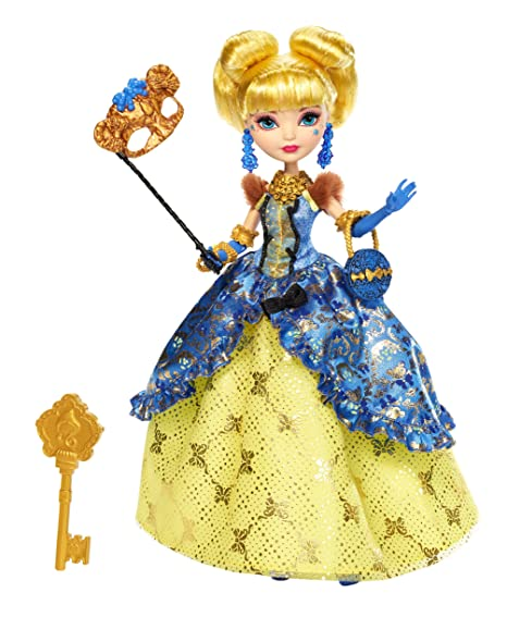 Amazon Ever After High Thronecoming Blondie Lockes Doll Toys
