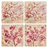 CoasterStone AS2615 Cherry Blossoms Absorbent