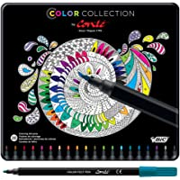 BIC Color Collection by Conte Felt Pen, Assorted Colors, 20-Count