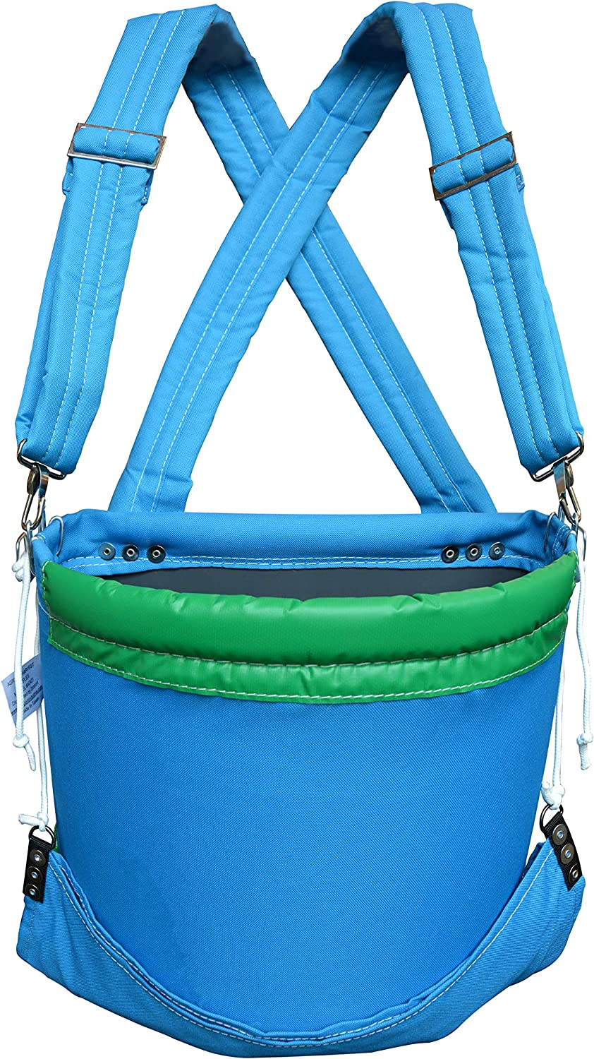Zenport AG421 Agrikon Harvest Apple Barrel Fruit Picking Bag, 1 Bushel