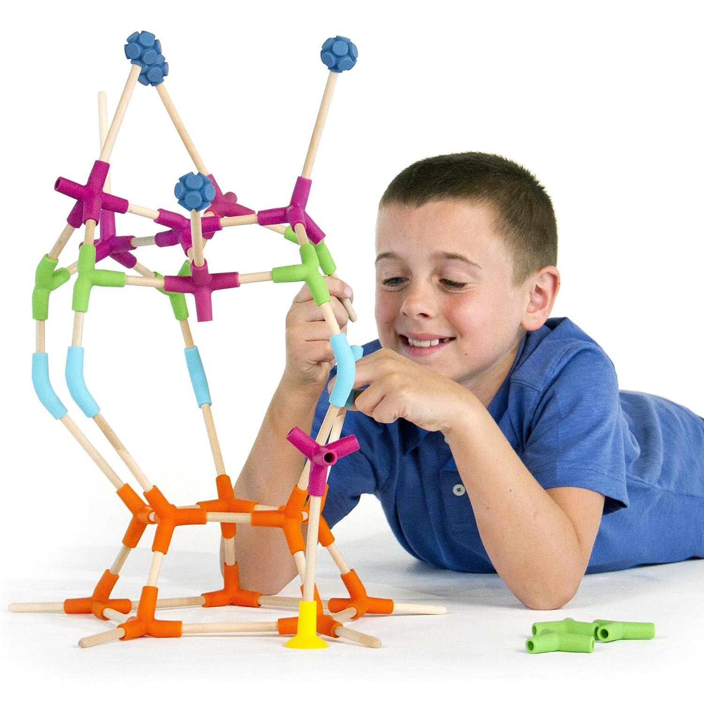 Fat Brain Toys 0811802020796 - Joinks, Gioco di costruzioni flessibili