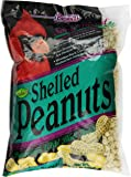 F.M. Brown's Song Blend Premium Shelled Peanuts for Pets, 3-Pound, White