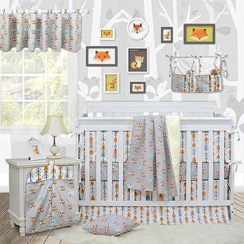Woodland Baby Bedding Sets.Amazon Com Brandream Woodland Crib Bedding Sets For Boys