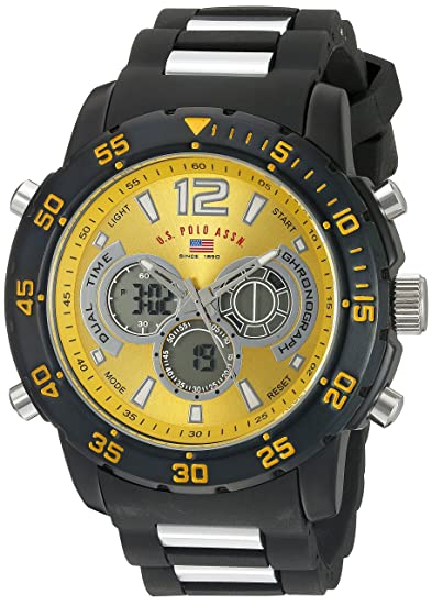Reloj - U.S.POLO ASSN. - para - US9546: Amazon.es: Relojes