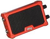 IK Multimedia iRig Nano Amp pocket guitar amplifier with integrated iRig circuit