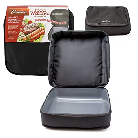 Amazon Com Insulated Food Carrier Portable Hot Food Bag Keeps