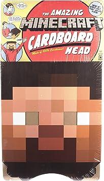 Minecraft - Máscara para Disfraz de Adulto (Spin Master 6024716 ...