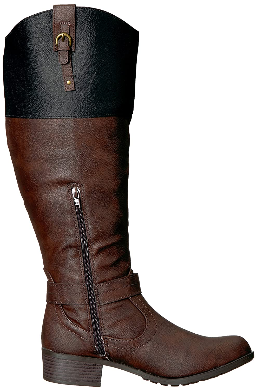 Rampage Women's Women's Women's Ivelia Riding Boot B076H6NV54 Boots db5104