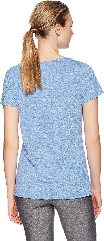 Essentials 2-Pack Tech Stretch Short-Sleeve Crewneck T-Shirt Donna Marchio