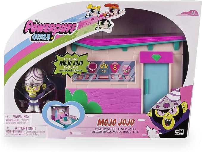 Bizak Supernenas - Mini Juego de Joyería y Mojo Jojo 61922310 ...
