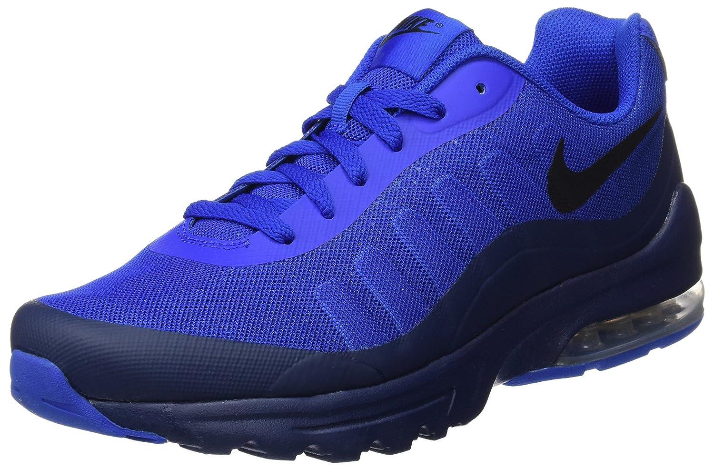 NIKE Men's Air Max Invigor Print Running Shoes B01CPWXFK2 7 D(M) US|Hyper Cobalt/Black/Midnight Navy