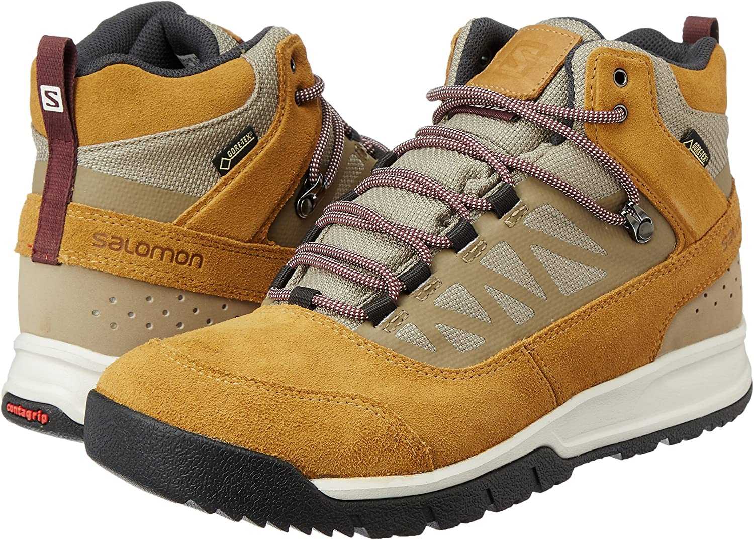 Salomon Instinct Travel GTX, Chaussures de trekking et