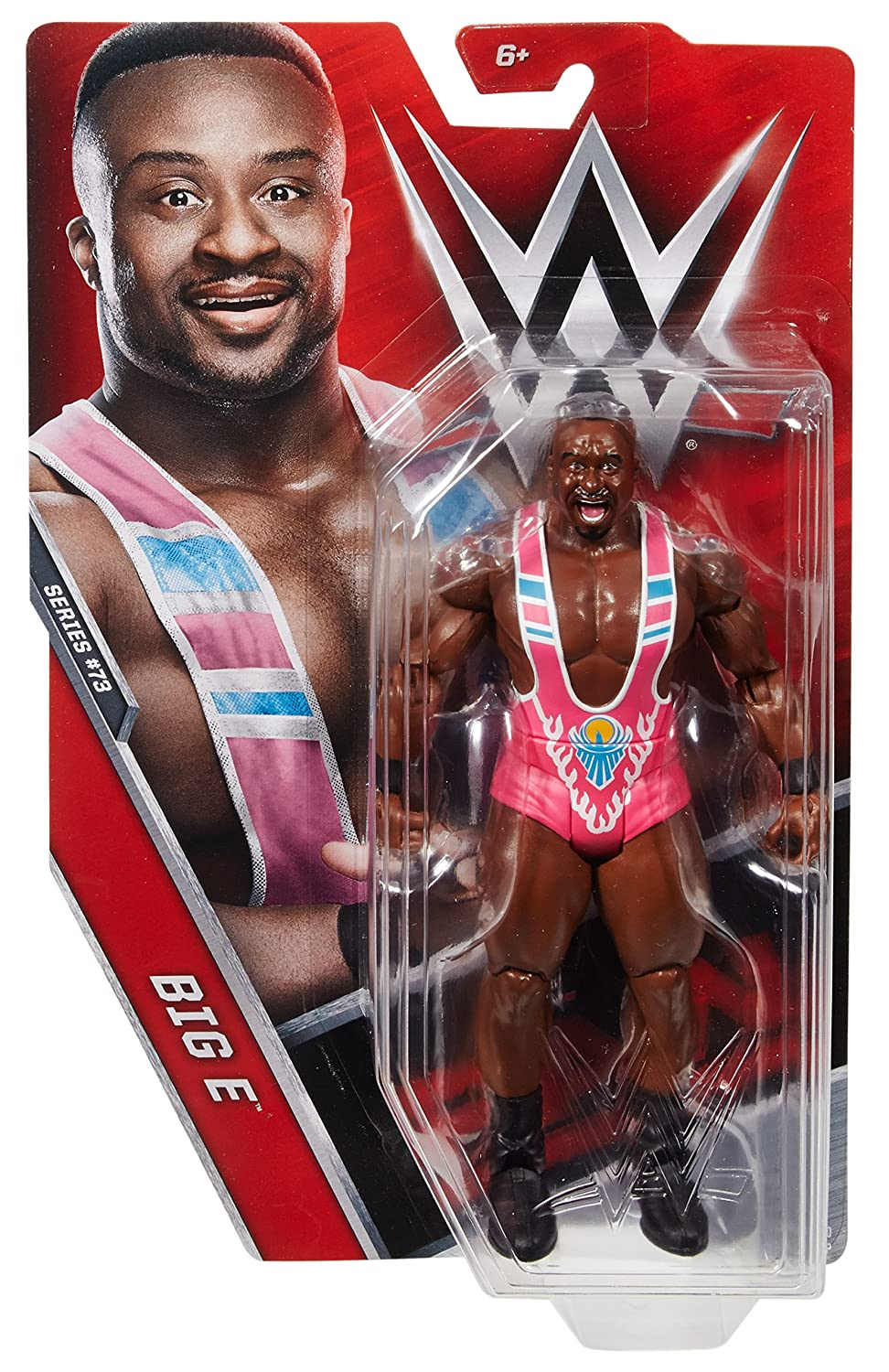 WWE Series #73 Big E Figure 6