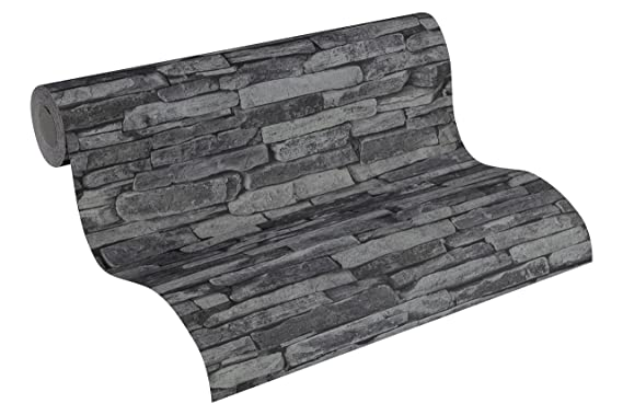 Wandtapete stein