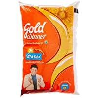 Gold Winner Refined Sunflower Oil, 1L