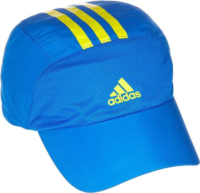 adidas Kappe Clima365 3-Stripes Climacool Cap - Gorro, Color Azul ...