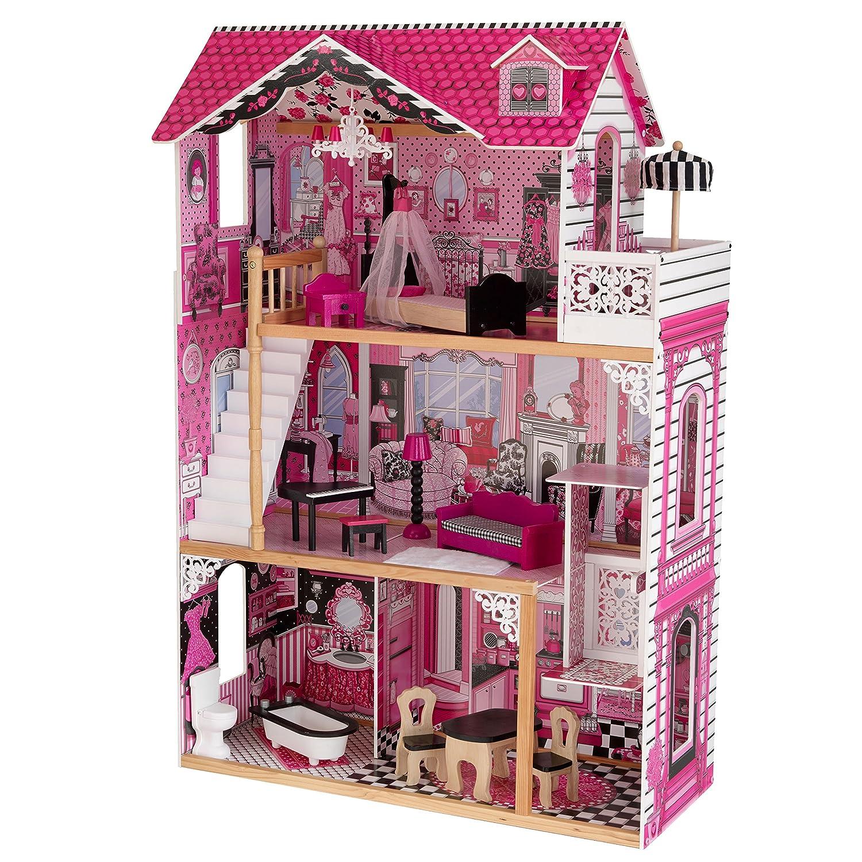 Puppenhaus Holz - Kidkraft Puppenhaus Amelia