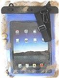 """PRESKIN - Funda impermeable para tablet pantalla max. 10.1"""", Certificación IPX8, universal waterproof protección contra el polvo, el agua, el suelo, a prueba de agua la caja / del tablet 10.1 de protección con función de pantalla táctil como el protector de la pantalla , a prueba de agua / resistente tab bolsa / caja de agua para Samsung Galaxy, Motorola, Sony, Nokia, Huawei , HTC , BQ, Motorola Moto, Xiaomi, Honor, Jiayu, iPad, BQ Edison 3, Lenovo A10-70, Samsung Galaxy Tab 4, Apple iPad Air, eReader, Google Nexus, JETech Gold Slim Fit Galaxy, NVIDIA, Asus Memo Pad, i-Joy Memphis, Apple iPad 4"""