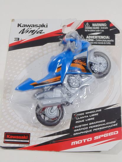 Amazon.com: Kawasaki Ninja Motorcycle: Toys & Games