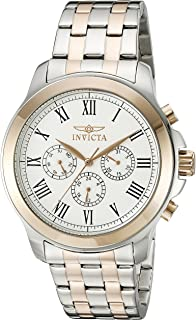 Invicta Mens 21660 Specialty Analog Display Swiss Quartz Two Tone Watch