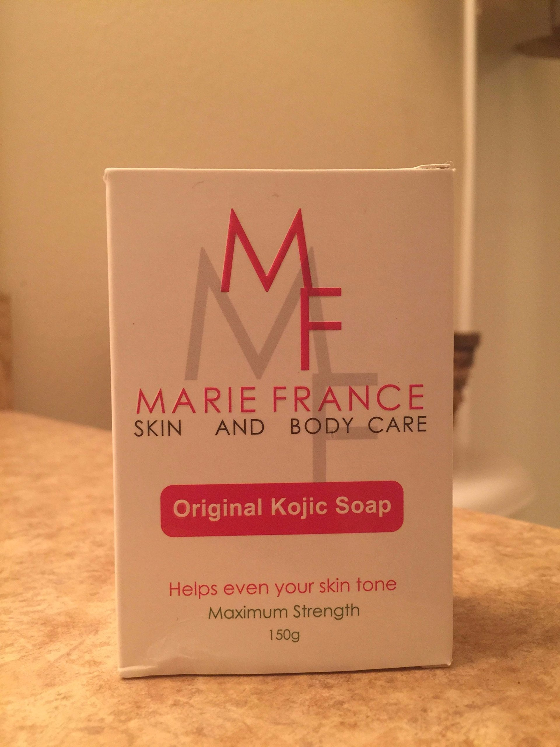 Marie France Professional Strength Kojic Soap 150g by Marie France Skin and Body Care (Image #5)