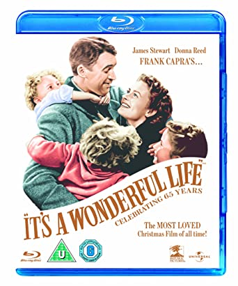 Image result for it's a wonderful life blu ray