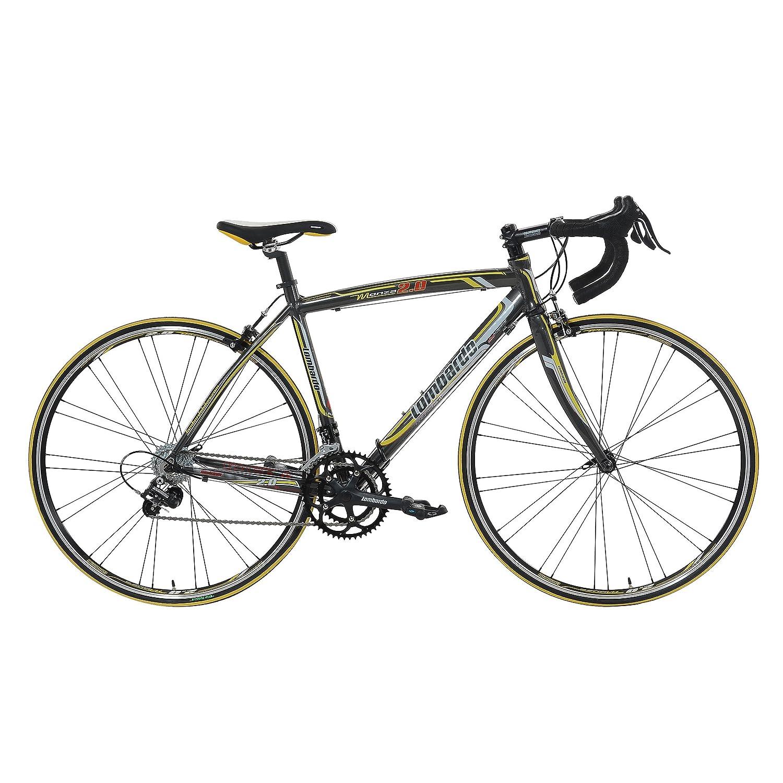 GREEM MARKET(グリームマーケット) Lombardo ロンバルド モンツァ2.0C 700Cロードバイク GMUA-0512 B0799FK4BS 55cm/M