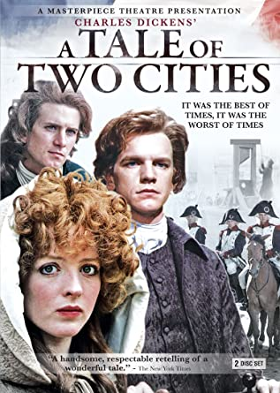 Amazon.co.jp | A Tale of Two Cities DVD・ブルーレイ -