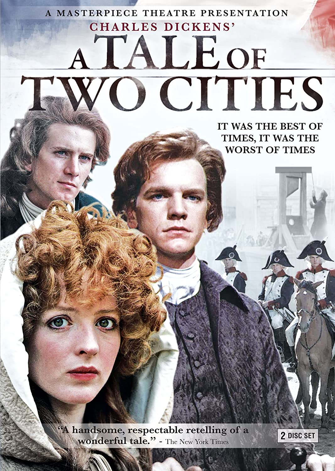 com a tale of two cities james wilby xavier deluc  com a tale of two cities james wilby xavier deluc serena gordon john mills anna massey philippe monnier movies tv