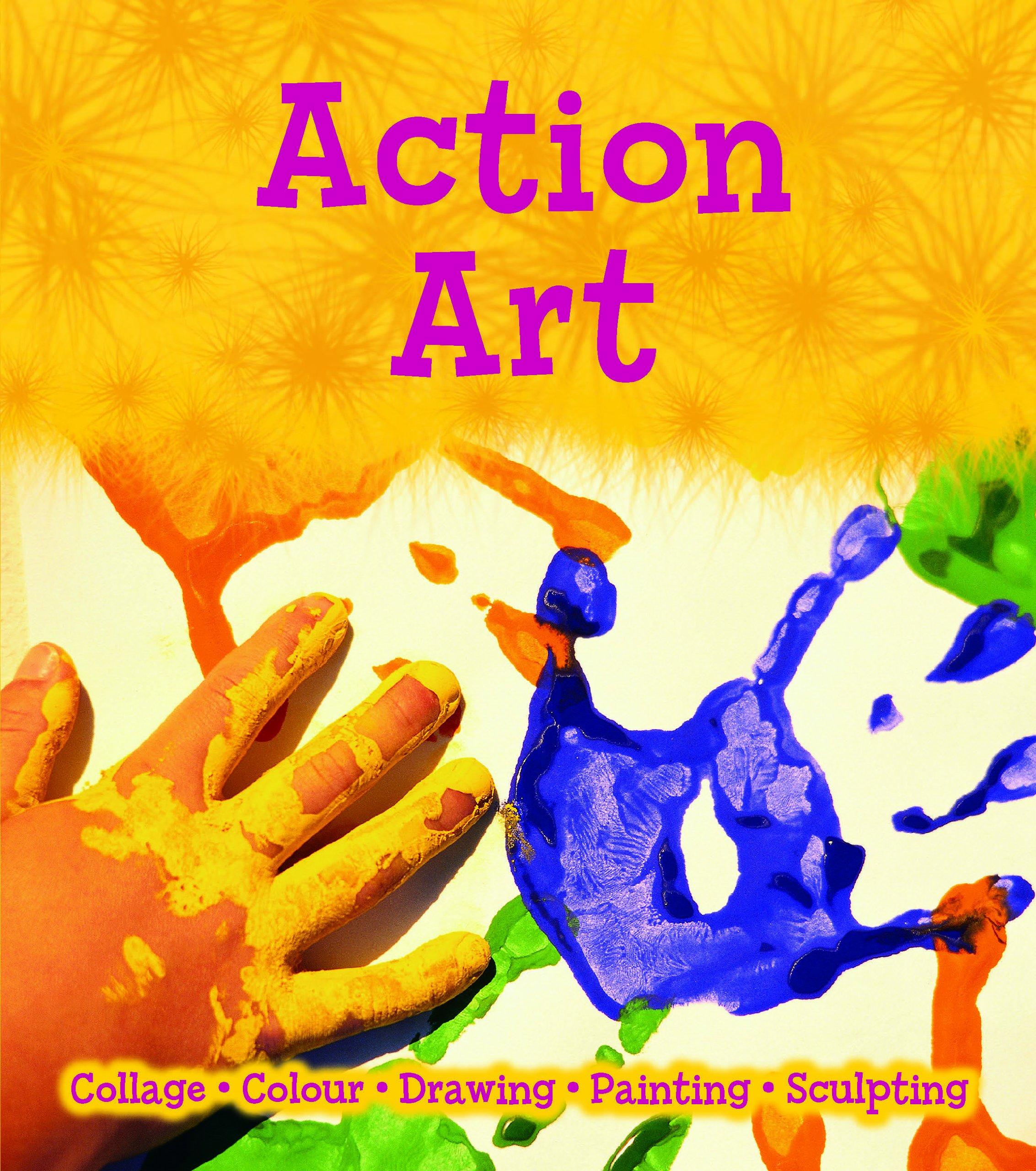 Action Art ebook