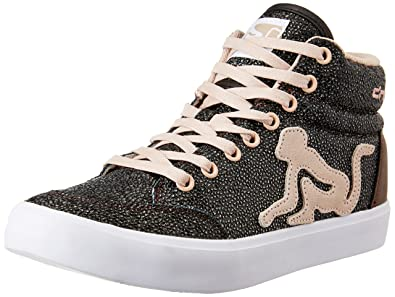 2cb3fe394397 DRUNKN Munky Baskets Basses Femme D-106-BOS Galaxia 16AW Rose 106 Nouvelle  Collection