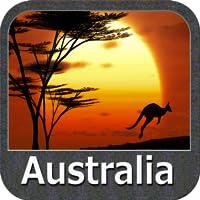 Boating Australia GPS Nautical Charts