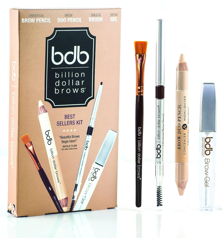 Amazon.com : Billion Dollar Brows - Best Sellers Eyebrow Kit : Beauty