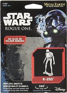 96b84b7f9 Amazon.com  Fascinations Metal Earth Star Wars Rogue One Krennic s ...