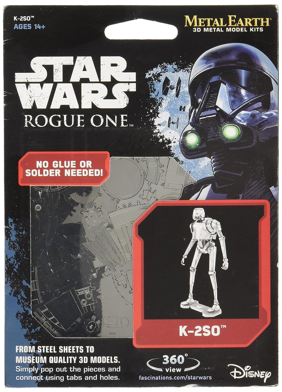 Metal Earth Star Wars K-2S0 Modellbauset