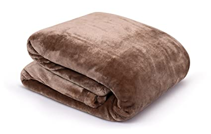 Pleasing Internets Best Plush Velvet Mink Throw Blanket Cafe Brown Thick Ultra Soft Couch Blanket Warm Sofa Throw 100 Microfiber Polyester Easy Cjindustries Chair Design For Home Cjindustriesco