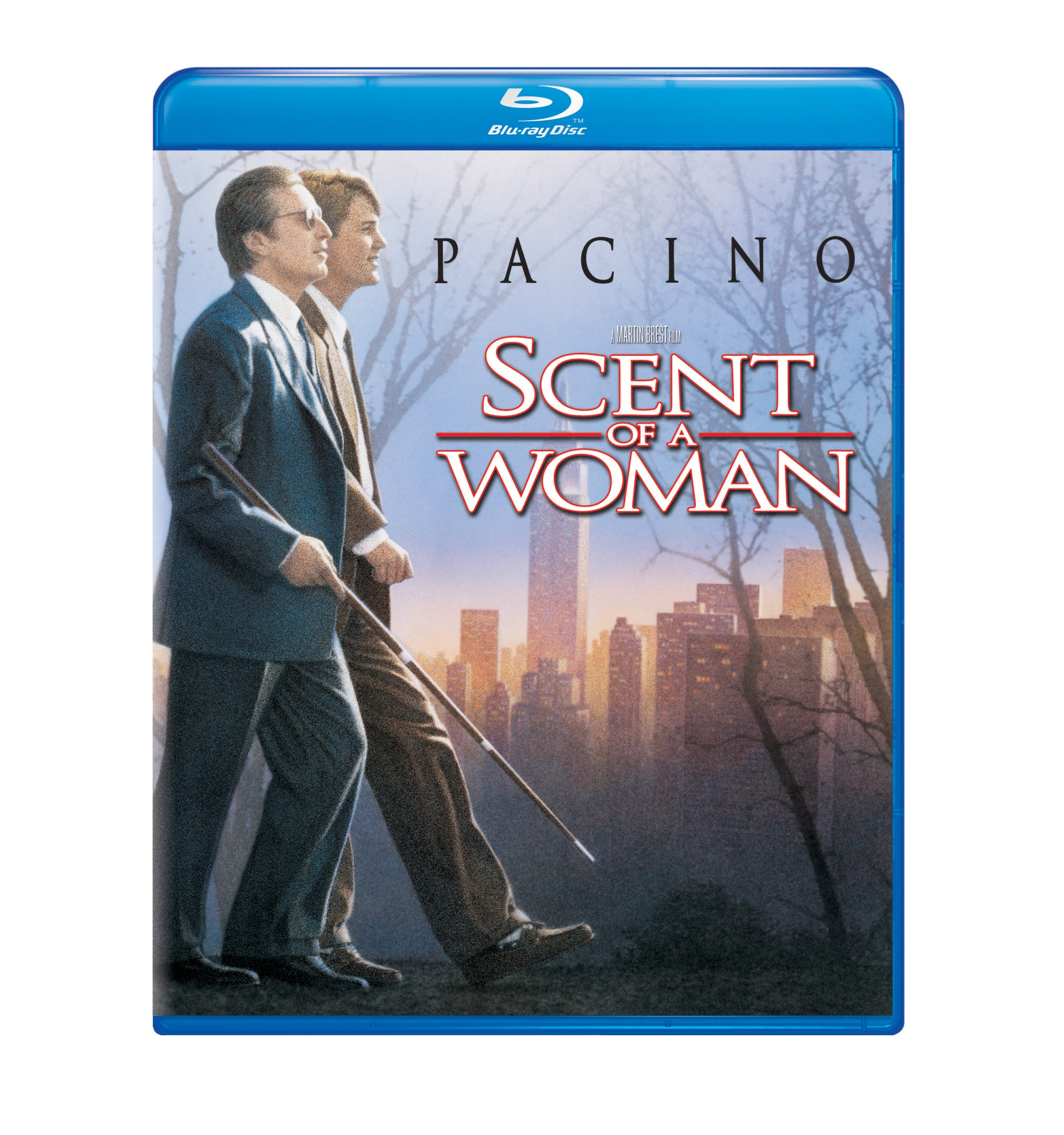 Blu-ray : Scent of a Woman (Widescreen)