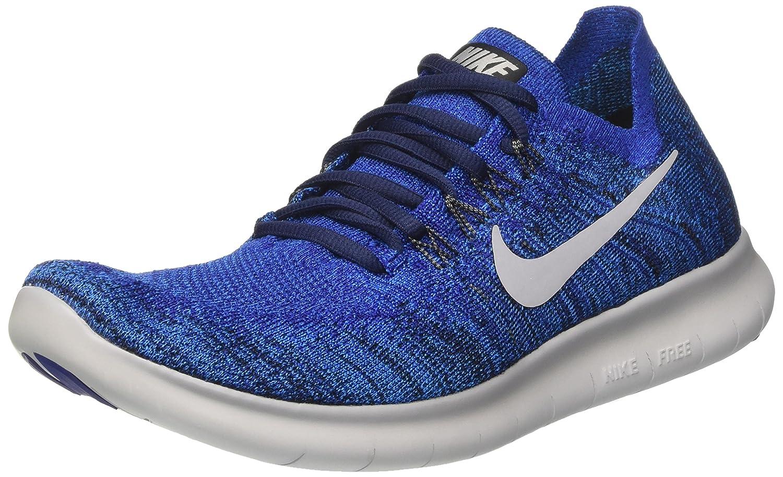 Nike Free RN Flyknit 2017, Zapatillas de Entrenamiento para Hombre