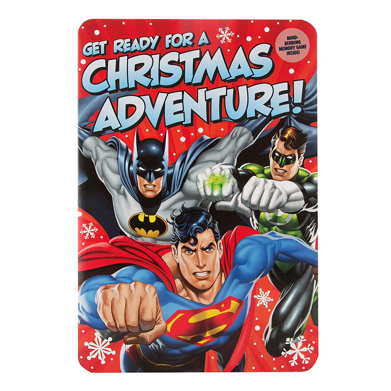 Hallmark Medium Justice League\