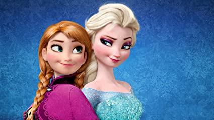 Posterhub Wall Poster A Wallpapers Frozen Anna Disney Princess AKAMOVIES9533