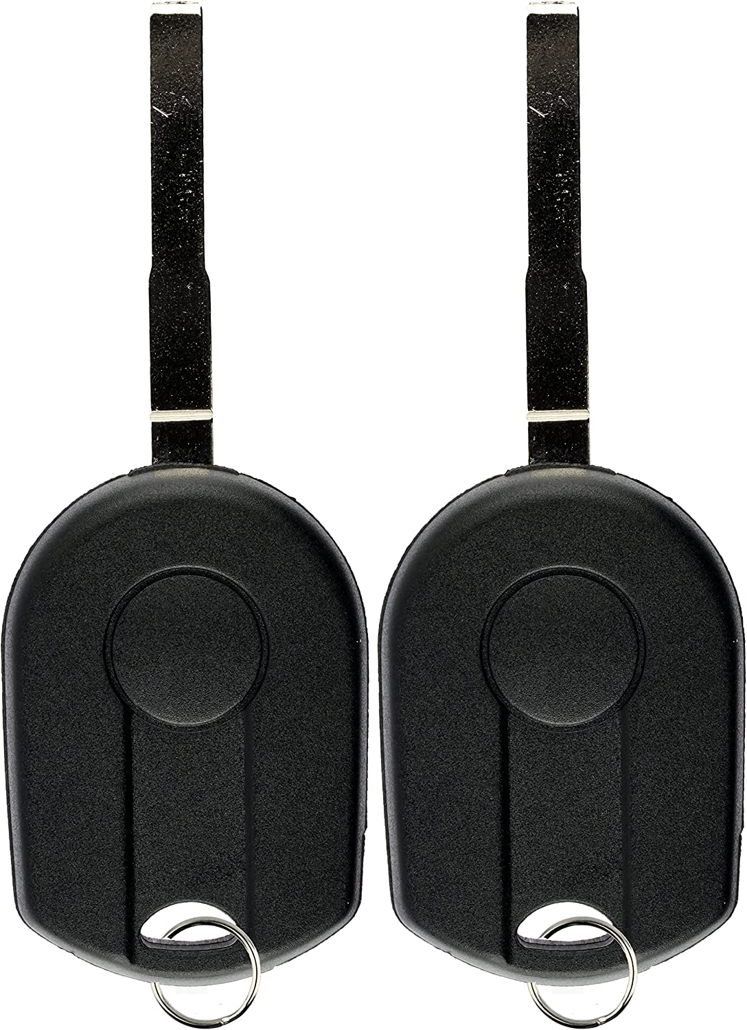 KeylessOption Keyless Entry Remote Car Ignition High Security Key Fob Replacement for 164-R8007 Pack of 2