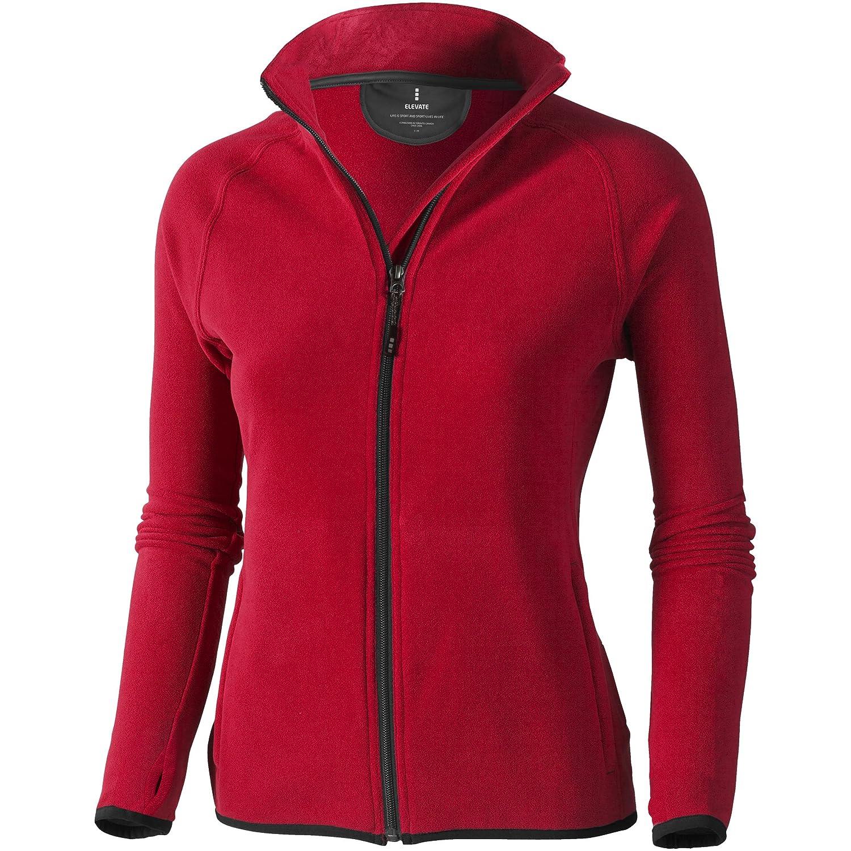 Elevate Womens/Ladies Brossard Micro Fleece