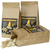 EiFi 4321901 - Paquete de 200 bolas para encendido de barbacoa (2,5 kg) [importado de Alemania]